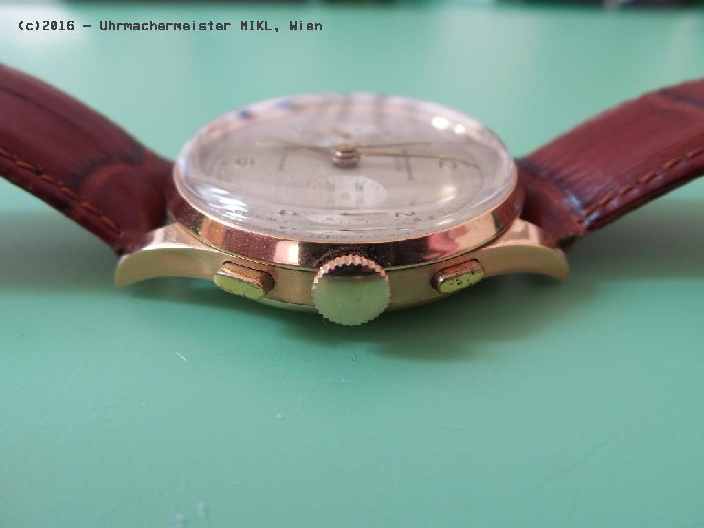 Chronograph Suisse - vorher