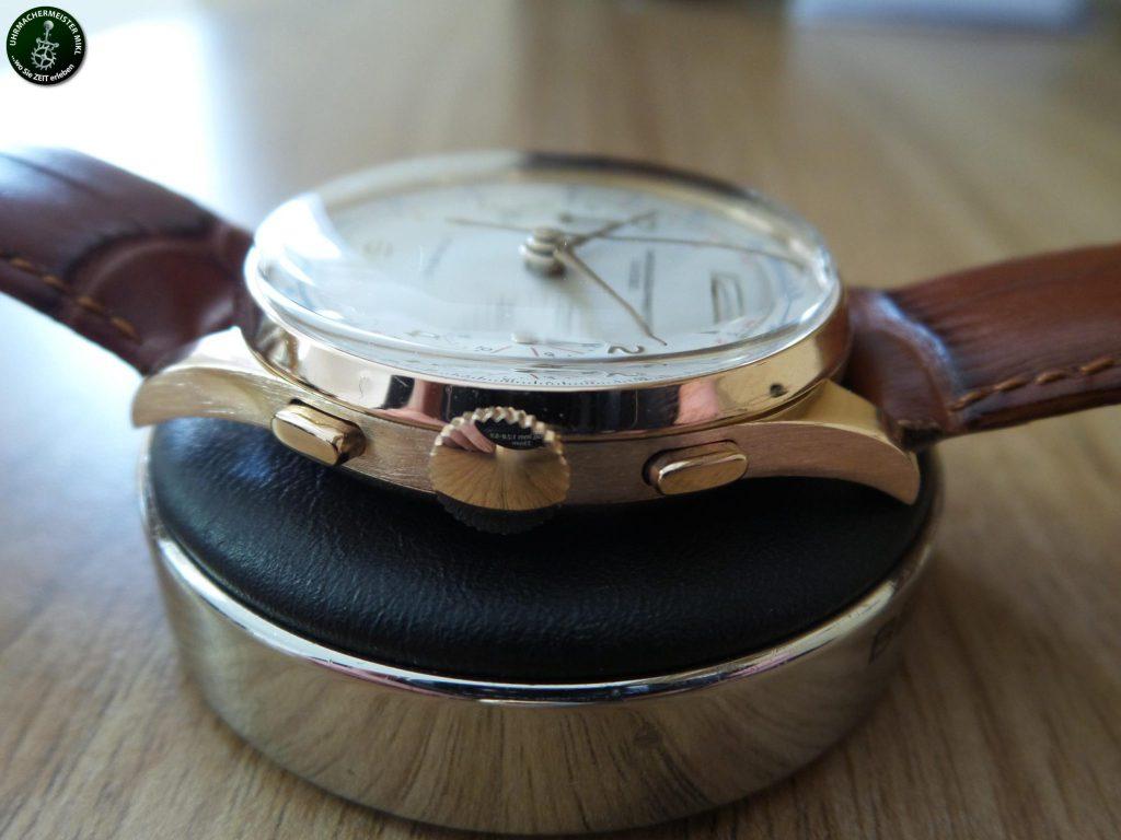 Die fertig restaurierte Uhr
